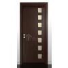 ÍRISZ 8 Dekorfóliás beltéri ajtó 100x210 cm