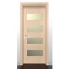 ÍRISZ 6 Dekorfóliás beltéri ajtó 75x210 cm