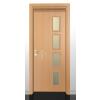 ÍRISZ 10 Dekorfóliás beltéri ajtó 90x210 cm