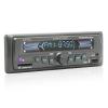 M.N.C. M.N.C MP3-as autórádió USB/SD/MMC/AUX bemenettel szürke (Autórádió)