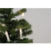 Karácsonyi gyertyák 30 LED diódával