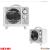 BEHA 2000W ventilátoros hősugárzó