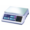 CAS ER-Plus 15 kg-os árszorzós digitális mérleg