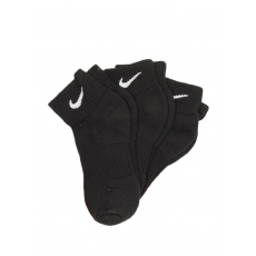 Nike Kids Nike Cotton Cushion Quarter Sock ( Zokni (SX4722_0001)