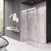 Ravak Matrix MSDPS-120/80 B/J zuhanyajtó és fix oldalfalas zuhanykabin