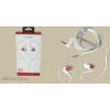 REMAX RM-S1 PRO sport fülhallgató / headset - fehér