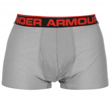 Under Armour 3 Inch Jock férfi boxeralsó szürke L