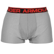 Under Armour 3 Inch Jock férfi boxeralsó szürke M
