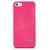 LG Magna, TPU szilikon tok, Beeyo Spark, csillámporos, rózsaszín