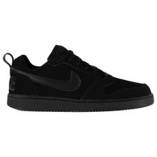 Nike Court Borough Low férfi edzőcipő fekete 43