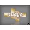 Byhome Digital Art vászonkép | 1250 Q Orchidea Terrosa S