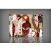 Byhome Digital Art vászonkép | 4463-S Abstratto Volto THREE