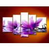 Byhome Digital Art vászonkép | 1170 Blumen2