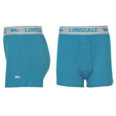 Lonsdale Boxeralsó Lonsdale 2 Pack Boxers gye.