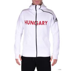 Adidas PERFORMANCE Férfi Végigzippes pulóver ZNE HOODY RAY HUN