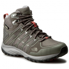 The North Face Bakancs THE NORTH FACE - Litewawe Explore MId Gtx T92T42NHJ Dark Gull Grey/Spiced Coral