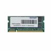 Patriot 2GB 800MHz DDR2 Non-ECC CL6 Single-channel notebook memória