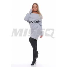 MISSQ M585 K. Kámzsásnyakú ruha -Missq