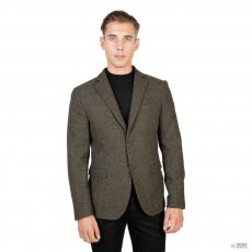 Oxford University férfi Formal Dzseki OXFORD_BLAZER-klasszikus-zöld