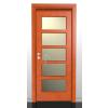 LIBRA 3/C, borovi fenyő beltéri ajtó 75x210 cm