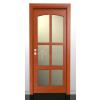 URÁNUSZ 3/D, borovi fenyő beltéri ajtó 90x210 cm