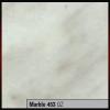 Forest Munkalap vízzáró profil 453 QZ Marble Fehér márvány
