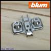 Blum 173L8100 Eurocsavaros keresztalakú szerelőtalp