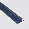 Valcomp Tolóajtó Sín ARES 2 Alumínium 2400mm