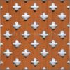 Locatelli Perforált lemez Laccato Hdf Fiore 344 Cseresznye 1400x510x3mm