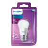 Philips Consumer LED luster 5.5-40W P45 E27 827 FR ND