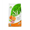 N&D GRAIN FREE DOG FISH & ORANGE ADULT SZÁRAZTÁP 2,5 Kg