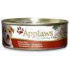 Applaws Dog Konzerv Csirkemell+Rizs 156g
