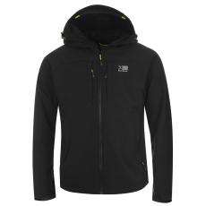 Karrimor Alpiniste férfi Softshell kabát fekete XL