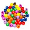 Fagolyó színes 16 mm, 50 db-os