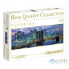 Clementoni : New York Brooklyn-Híd 1000 Darabos Puzzle (Clementoni, m-39209)