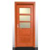 VESTA 2/D, luc fenyő beltéri ajtó 75x210 cm