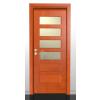 NORMA 2/D, luc fenyő beltéri ajtó 75x210 cm
