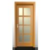 TITÁN 3/C, luc fenyő beltéri ajtó 75x210 cm