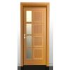 TITÁN 2/D, luc fenyő beltéri ajtó 90x210 cm