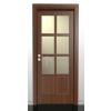 VÉNUSZ 2/D, luc fenyő beltéri ajtó 75x210 cm
