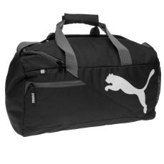 Puma Fundatals férfi sporttáska fekete