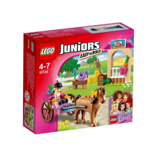 Mattel Juniors Stephanie lovas hintója 10726 lego