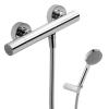 Tres Max-Tres egykaros zuhany csaptelep zuhanyszettel króm 06116701