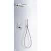 Tres Max-Tres falba építhető zuhanyrendszer vízesés funkcióval 06218005