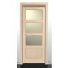 ERISZ 2/B, borovi fenyő beltéri ajtó 100x210 cm