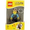 LEGO City - Mastermia világítós kulcstartó
