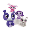 Littlest Pet Shop plüssfigurák 24 cm