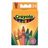 Crayola 24 db Viaszkréta