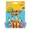 Crayola 8 db Vastag ceruza, állatmintás