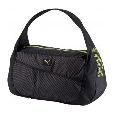 Puma Studio Barrel Bag Periscope-S, Fekete